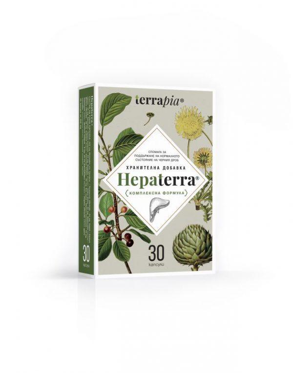 Hepaterra / Хепатера