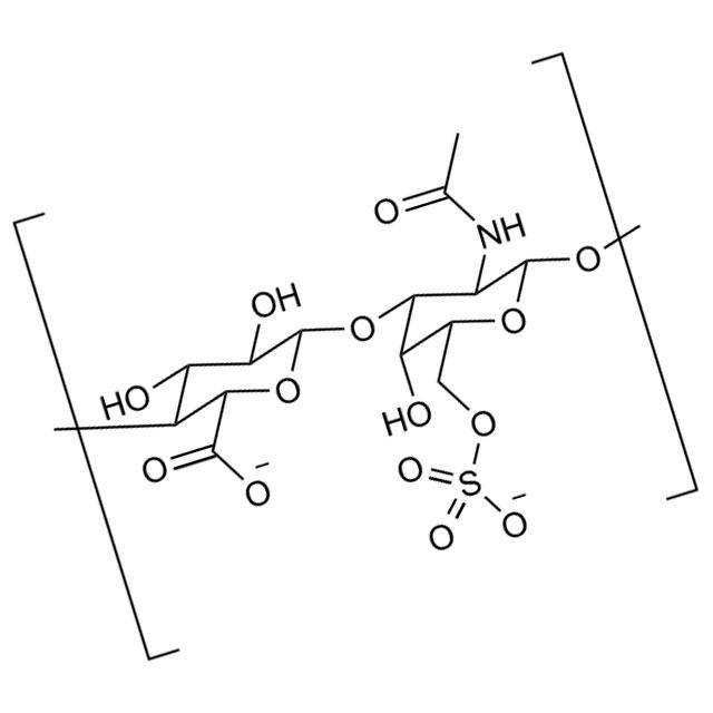 Хондроитин - формула