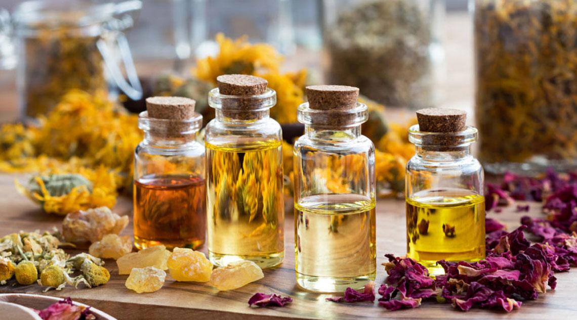 Ароматерапия - силата на ароматните билки