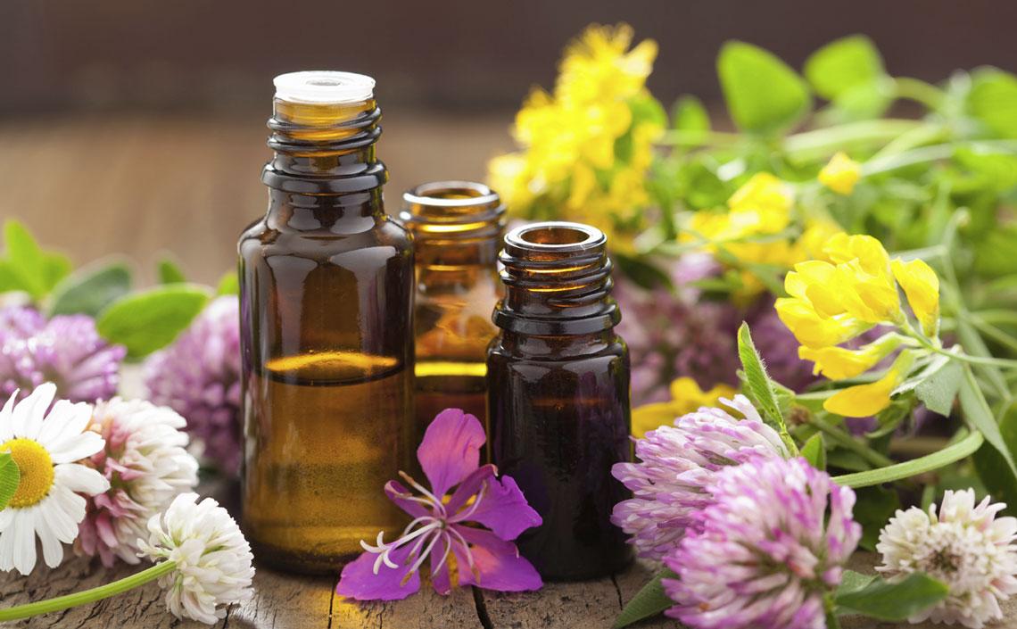Ароматерапия – силата на ароматните билки част 3