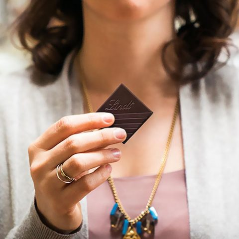 Тъмен шоколад - снимка