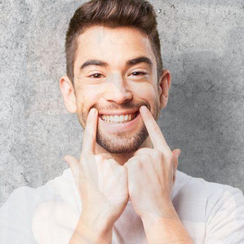 усмивка срещу стрес - снимка