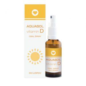 Aquasol Витамин Д 15ml